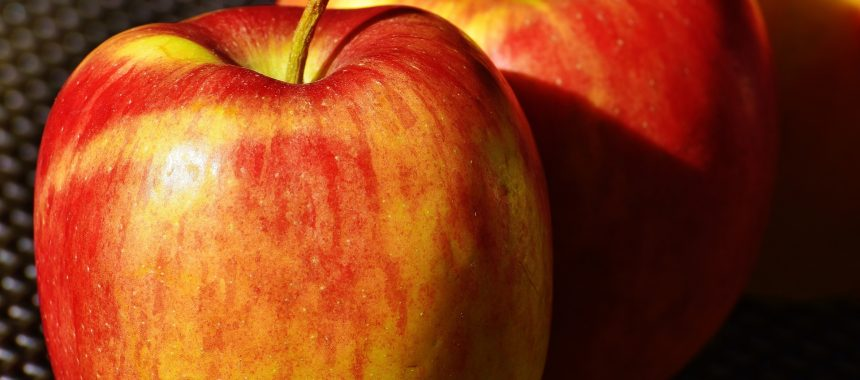 Moules au cidre et pommes